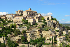 Gordes Obrazy Royalty Free