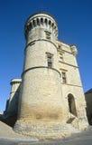 Gordes castle Stock Photos