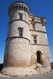 Gordes Castle Royalty Free Stock Photo