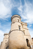 Gordes Castle Turret Royalty Free Stock Photography