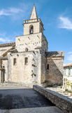 Gordes church Royalty Free Stock Image