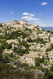 Gordes, de Provence Royalty-vrije Stock Fotografie