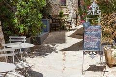Gordes in de Provence stock afbeeldingen