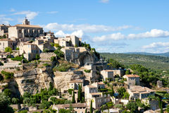 Gordes France Stock Image