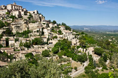 Gordes, France Stock Photos
