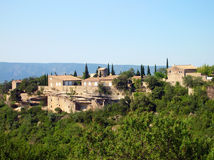 Gordes - France Royalty Free Stock Image