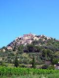 Gordes - France Royalty Free Stock Photography