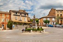 Gordes. France. Stock Photo