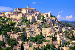 Gordes, France Stock Photo
