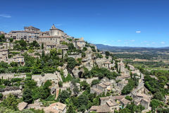 Gordes, France Stock Images