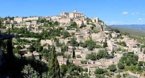Gordes, Francia - Provenza Immagine Stock