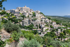 Gordes Medieval City Provence France Royalty Free Stock Image