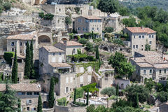 Gordes Medieval City Provence France Royalty Free Stock Photography