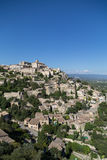 Gordes Medieval Village in Southern France, Provence Stock Photo