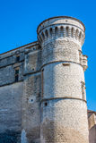 Gordes medieval village in Southern France (Provence) Royalty Free Stock Photography