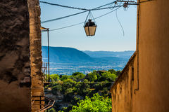 Gordes medieval village in Southern France (Provence) Stock Photo