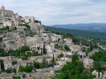 Gordes no sul de França Imagem de Stock