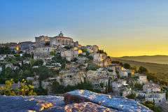 Gordes Stock Image