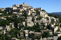 Gordes panorama Stock Image