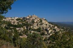 Gordes, Provence Stockbild