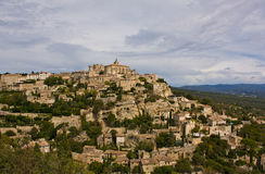 Gordes, Provence Photo libre de droits