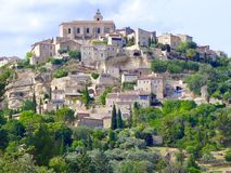Gordes in Provence Stock Image