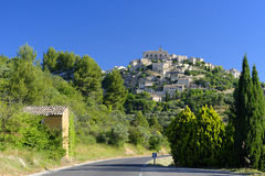 Gordes in Provence Royalty Free Stock Images