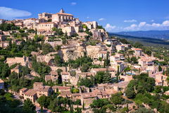 Gordes, Provence, France Photo libre de droits