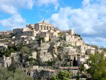 Gordes in Provence, France Stock Images