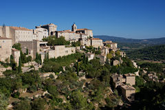 Gordes in Provence Royalty Free Stock Photo
