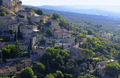 Gordes in Provence Royalty Free Stock Photos