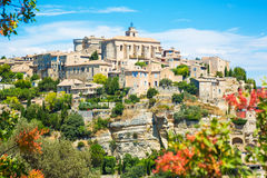 Gordes, Provenza Immagine Stock