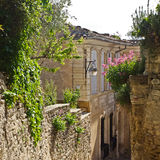 Gordes in the Spring Stock Photography