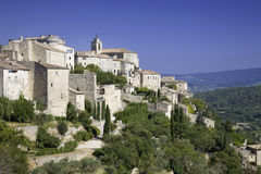 Gordes village Royalty Free Stock Image