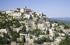 Gordes village Stock Images