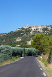 Gordes Village Stock Image