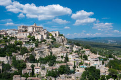 Gordes village Royalty Free Stock Photography