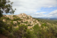 Gordes village, Provence, France Stock Photo
