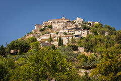 Gordes village, Provence, France Royalty Free Stock Image