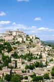 gordes wioska Zdjęcie Royalty Free