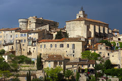 Gordes Royalty Free Stock Photography