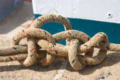 Gordian Knot Royalty Free Stock Image