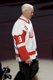 Gordie Howe Stock Images