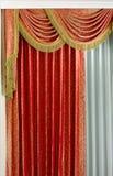 Gordijn Royalty-vrije Stock Afbeeldingen