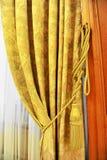 Gordijn decoratieve leeswijzer Royalty-vrije Stock Afbeelding