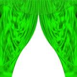 Gordijnen vector illustratie