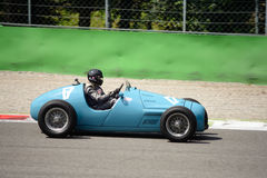 1956年Gordini 16惯例1汽车 免版税图库摄影