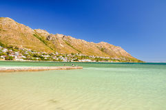 Gordon& x27; bahía de s - Cape Town, Suráfrica foto de archivo libre de regalías