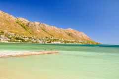 Gordon& x27; baia di s - Cape Town, Sudafrica fotografie stock libere da diritti