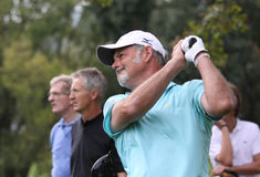 Gordon Brand jr Cannes-Mougins Seniors Masters Royalty Free Stock Photos